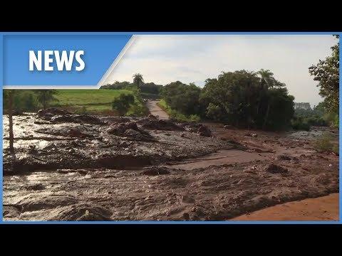 Brazil dam disaster: 58 dead, 305 missing