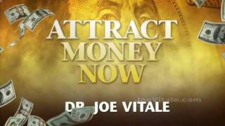 Joe vitale, of the secret, teaches his 7-step formula on how to attract money now using law attraction. this video is from own national tv show. g...