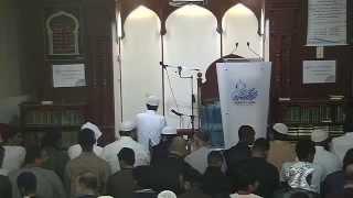 Day 26 -Taraweeh Prayer: Shaykh Ahsan Hanif/Ismaeel Naeem/Qari Zakaullah Saleem