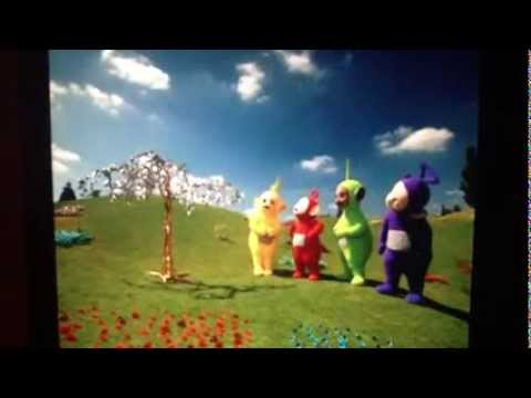 Teletubbies: The Gold And Silver Tree