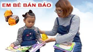 Em Bé Bán Báo ❤ Susi kids TV ❤