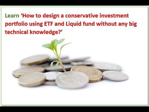 How to design a successful investment portfolio ?