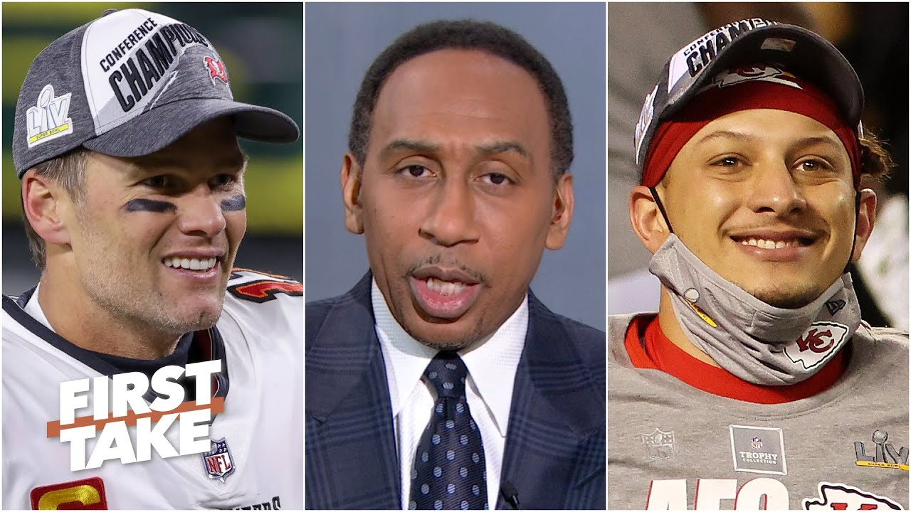Download Stephen A. says Tom Brady is more valuable to Bucs than Patrick Mahomes to Chiefs | First Take