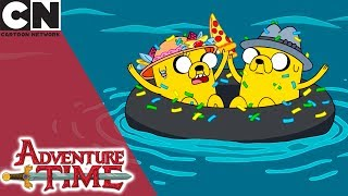 Adventure Time | Lost At Sea | Cartoon Network