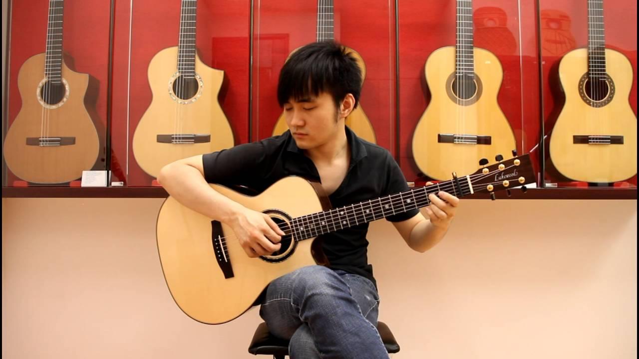 舊楓之谷登入音樂 '吉他獨奏' - Steven Law