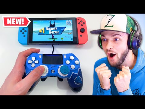 How to use a fortnite avatar on ps4 controller to play