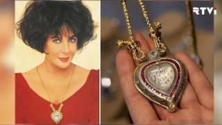 Christie's поссорился с наследниками Элизабет Тейлор из за бриллианта «Тадж Махал»
