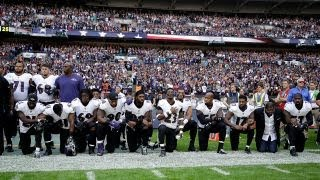 From youtube.com: NFL protests. Controversy over the president's demands grow. {MID-167358}