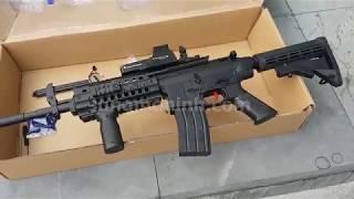 Review súng đạn thạch M4SS - Cực đẹp, Cực khỏe, Cực kì nhiều đồ tặng