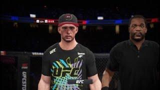 EA SPORTS™ UFC® 4_문디아즈.님과스파링.볼…