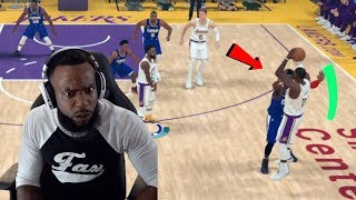 LeBron Shows Kawhi Why He Needs To Join The Lakers! NBA 2K19 Ep 119