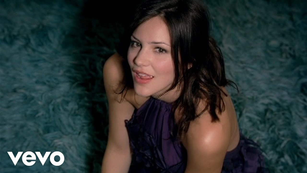 Katharine Mcphee Over It Official Music Video Youtube