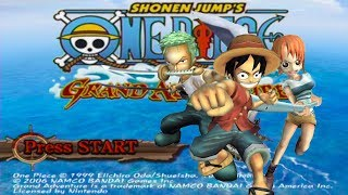 Let's Play One Piece: Grand Adventure (Part 1) - Setting Sail for the Grand Line!