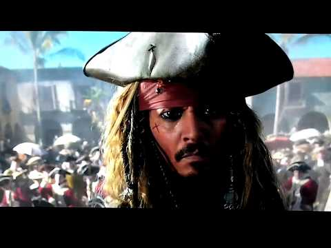 Pirates of the Caribbean Dead Men Tell No Tales Best of Jack Sparrow