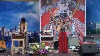Sati Kazanova. Jai Radhe! Jai Krishna! Jai Vrindavan!