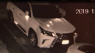 'Not again': Couple's car stolen 3 times from driveway