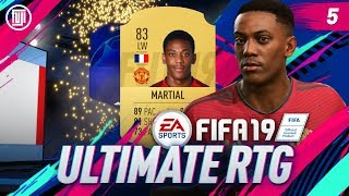 CHAMPIONS LEAGUE PACK!!! ULTIMATE RTG - #5 - FIFA 19 Ultimate Team