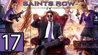 Saints Row 4 Walkthrough PART 17 [PC 1080p] Lets Play Gameplay TRUE-HD QUALITY