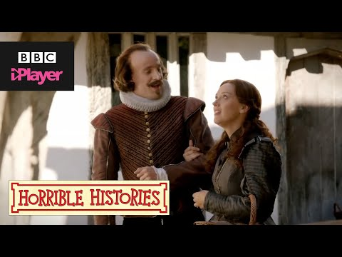 Horrible Histories Shakespeare Special - Quote Alert - CBBC