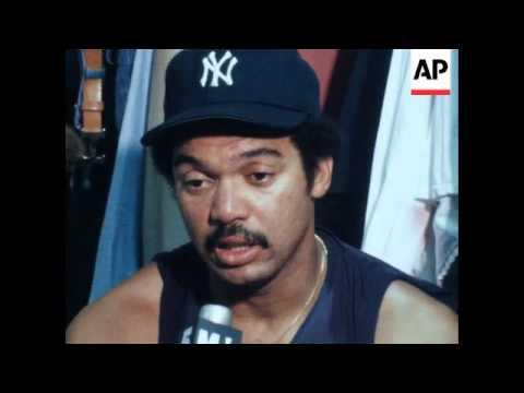 Reggie Jackson Interview - 1978