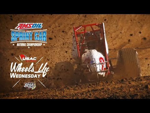 "Wheels Up Wednesday Episode #13 – ""Indiana Sprint Week 2016"" Edition"