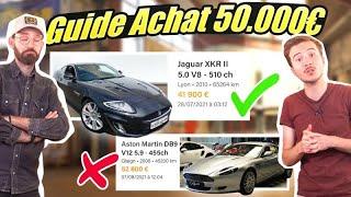 Guide achat : Quelle DINGUERIE acheter pour 50.000€ ?