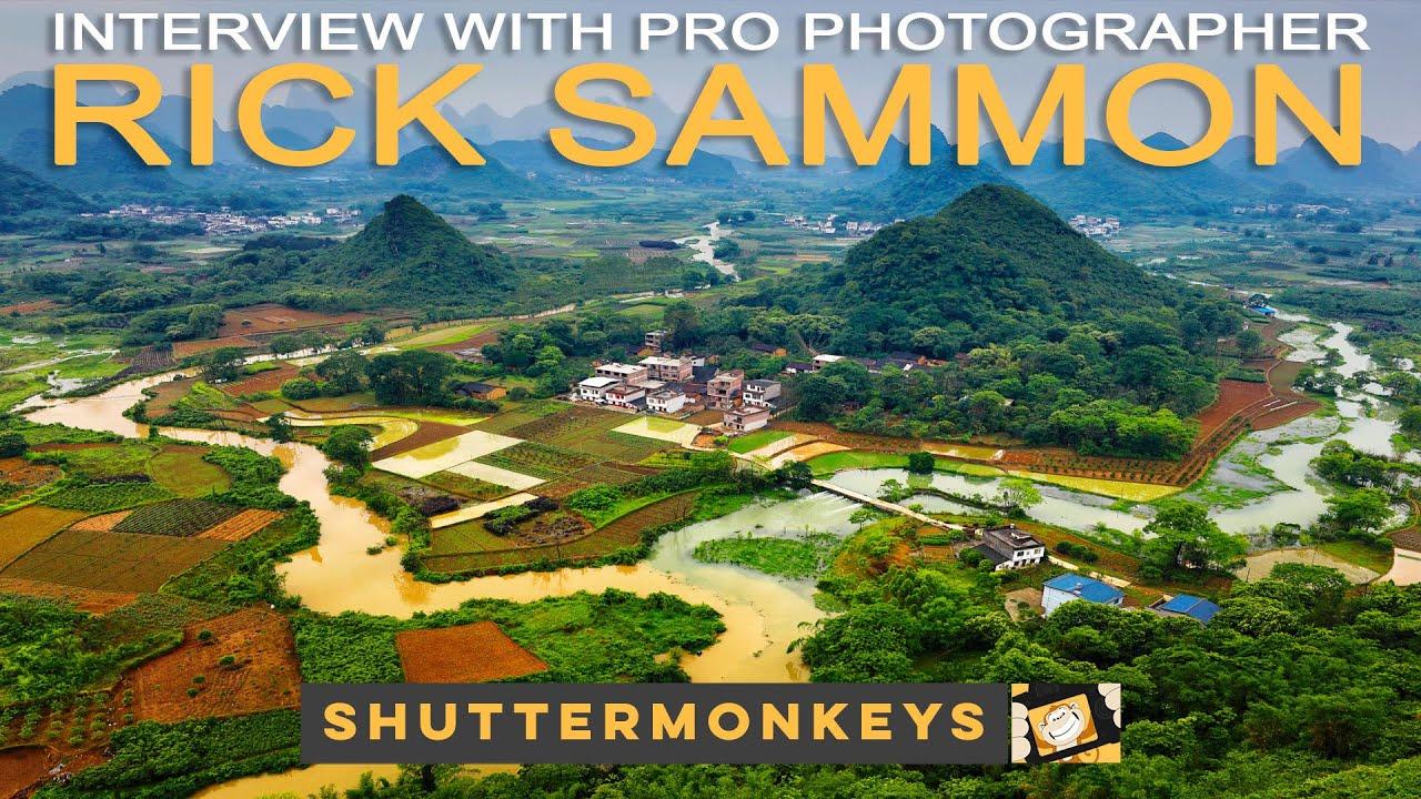 Interview with Rick Sammon