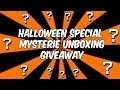 EPIC HALLOWEEN UNBOXING/GIVEAWAY VIDEO
