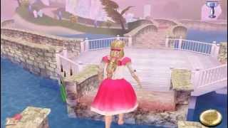 Игра Барби / Barbie 12 Танцующих принцес Королевский парк  Фэлен