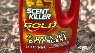 Scent Killer Gold Clothing Wash