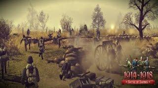РУССКАЯ КОНТРАТАКА в Лучшей Стратегии про Первую Мировую Войну на ПК ! Battle of Empires