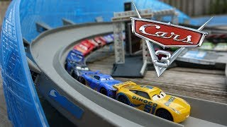 Cars 3 Piston Cup Tournament: Florida 500