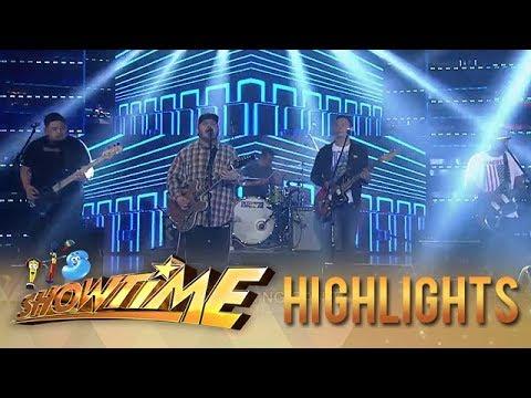 "Mayonnaise sings one of their hit songs ""Tayo Na Lang Dalawa"" | It's Showtime"