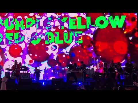Portugal The Man live at Coachella 2018 (Weekend 1) - 1st few songs