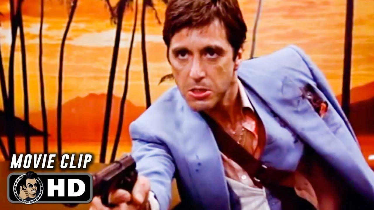 "SCARFACE Clip - ""Every Dog"" (1983) Al Pacino"