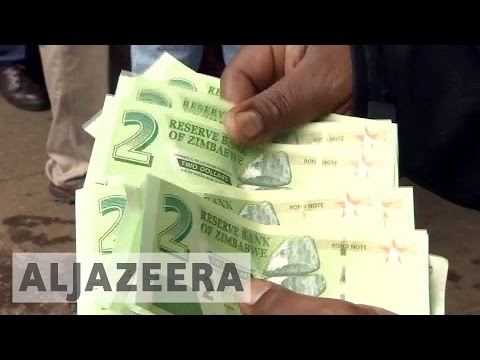 Zimbabwe hopes new currency will ease cash crunch