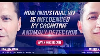 How Cognitive Anomaly Detection Transforms Industrial Maintenance