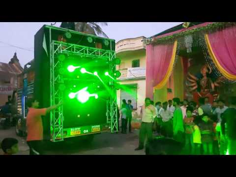 DJ GANRAYA No 1 Dj Dhule Live Sound Check With Dj Ganraya Shankar Khairnar Order In Chopda