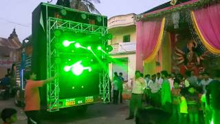 Live Sound Check With Dj Ganraya Order In Chopda  Devi India ka No 1 Dj Light show No 1 Dj Dhule thumbnail