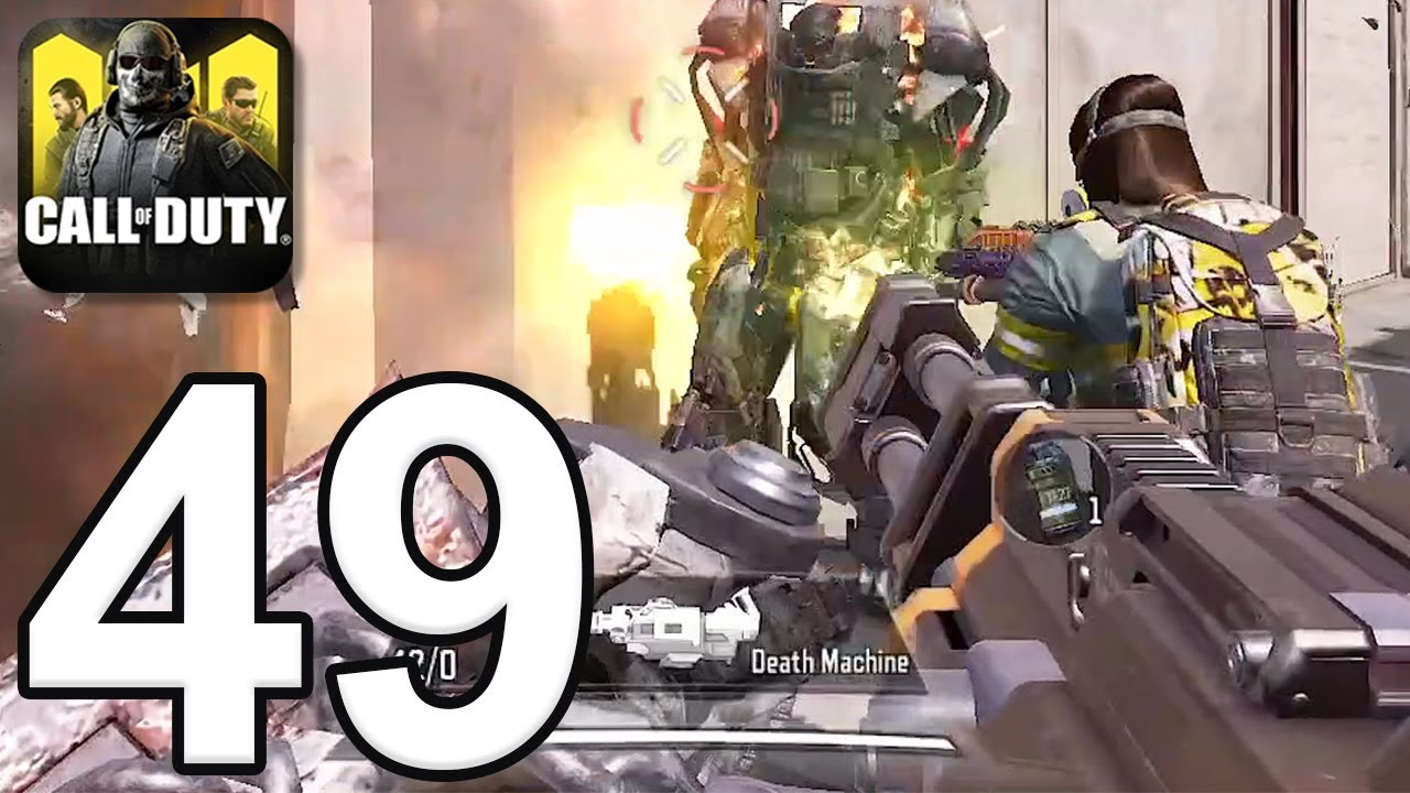 Call Of Duty Mobile Gameplay Walkthrough Part 49 Season 8