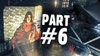 Batman: Arkham Origins Walkthrough Gameplay Part 6 - Anarky (Let