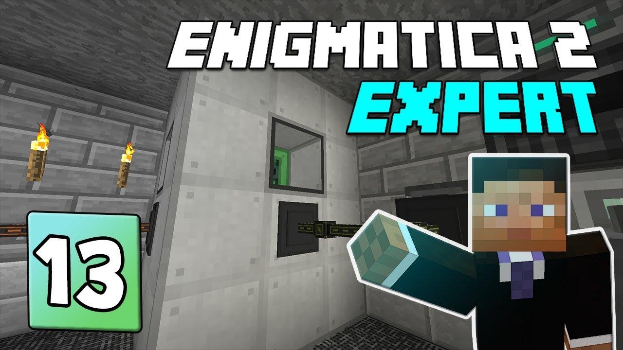 Enigmatica 2: Expert Mode - EP 13 | Better, Faster, Stronger