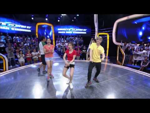 Minute To Win It - Last Man Standing: Tuloy ang Sample!