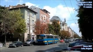 Ikarus 280T / Sofia, BG