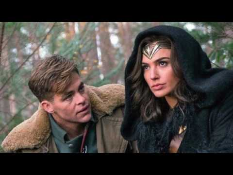 Wonder Woman & Steve Trevor: Sia [Feat. Labrinth] - To Be Human [Lyrics]