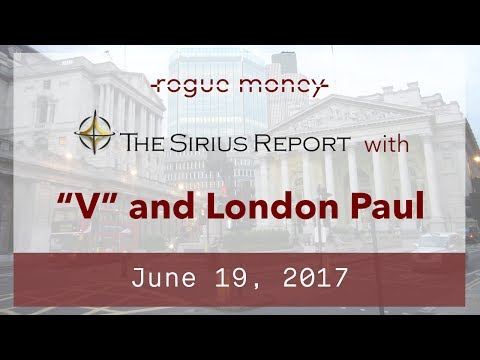 The Sirius Report with London Paul (06/19/2017)