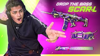 MAXING OUT THE NEW JOKER SCAR-L  || 50000 UC SPIN || PUBG MOBILE
