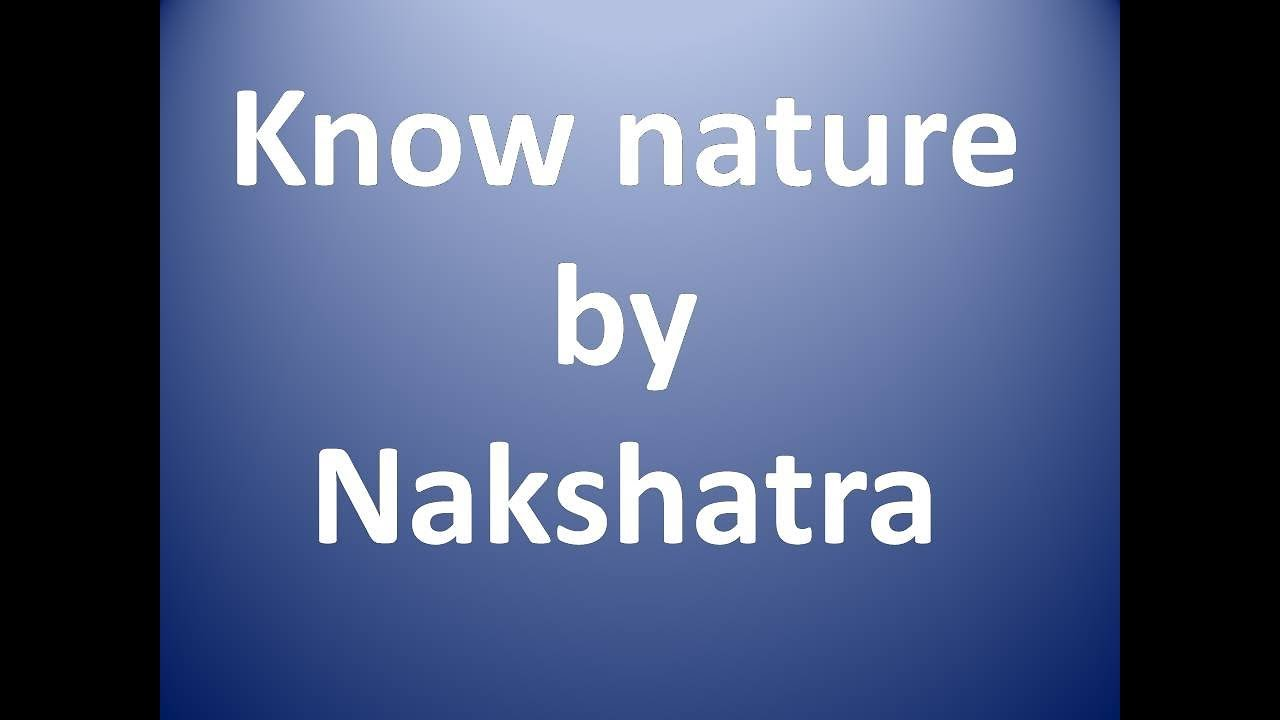 what is nakshatra in astrology