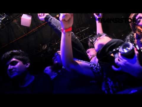 Atari Teenage Riot @ Santiago, Chile - 08.06.2012 - Blondie