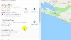 (5) 1.75 Small Business Website Design Panama City Florida